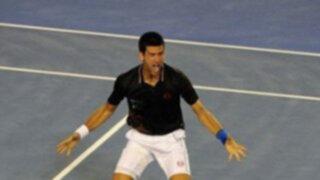En un épico desenlace: Djokovic levantó la copa del Abierto de Australia