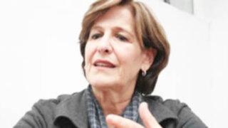 Anuncian realización de marcha contra revocatoria de Susana Villarán