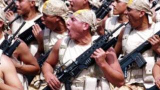 Piden que Gobierno pague estudios universitarios a jóvenes del servicio militar