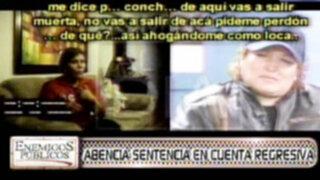 Se inició la cuenta regresiva para conocer el fallo en el crimen de Alicia Delgado