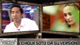 Publicista José Soto reclama se cumpla el régimen de visitas para ver a su pequeño hijo