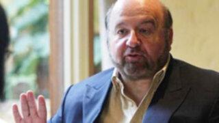 Hernando de Soto es multado por violación de propiedad