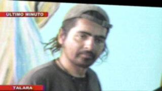 Piura: policía detienen a presunto espía chileno en base aérea