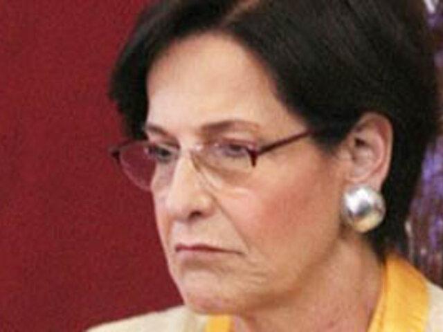 Desaprobación a la gestión de Susana Villarán alcanza el 76%