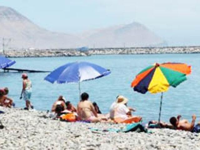 En el Callao 11 playas están aptas para recibir a los veraneantes