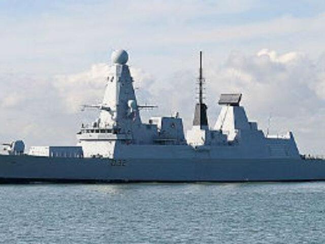 Argentina: critican a Perú por autorizar visita de nave de guerra británica