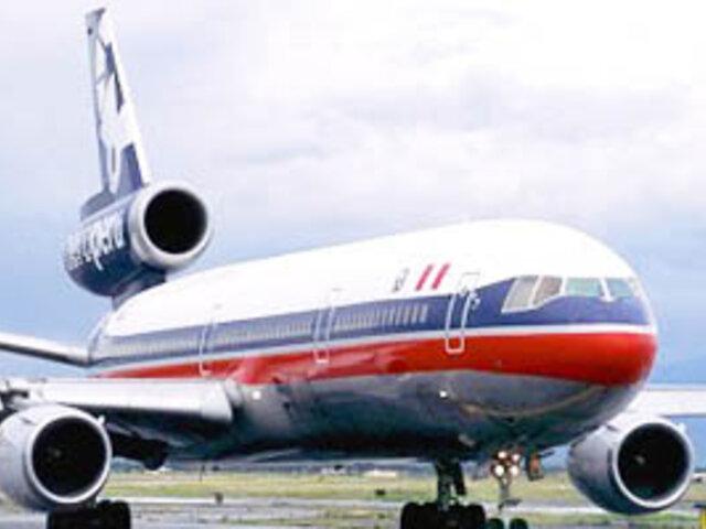 Aerolinea nacional obtiene permiso para viajes al exterior