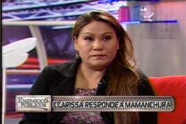 Clarisa Delgado: El alma de Alicia descansa en paz
