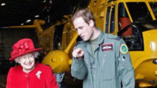 Polémica por viaje del príncipe Guillermo de Inglaterra a las Islas Malvinas