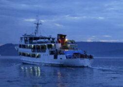 Nueva Zelanda: unos 150 pasajeros desaparecidos deja hundimiento de barco