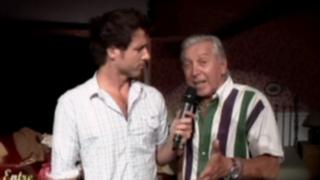 Osvaldo Cattone presenta su nueva obra teatral