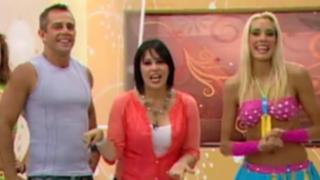 Brenda Carvalho nos enseña a bailar novedosos ritmos brasileros