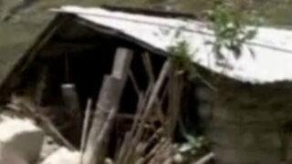 Constantes lluvias dejan 12 viviendas inhabitables en Machu Picchu