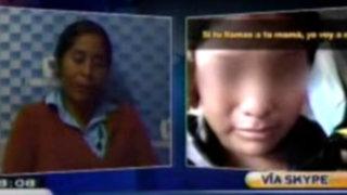 Huánuco: madre de niña embarazada tras violación denuncia amenazas