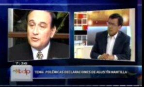 Velásquez: Apra no autorizó pedir dinero a Montesinos para campaña de 2001