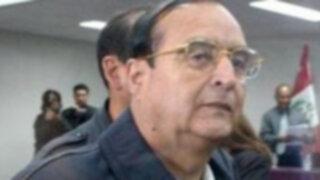 Se inició juicio a exasesor Vladimiro Montesinos por lavado de activos
