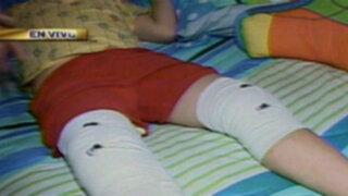 Niño queda gravemente herido tras accidente en Circuito Mágico del Agua