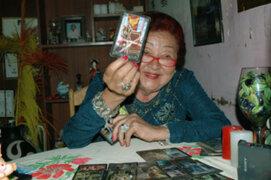 Murió 'brujita blanca' Rosita Chung a causa de diabetes