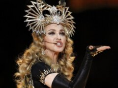 En la final de super Bowl Madonna demostró que siendo la reina del pop