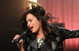 Juvenil cantante Demi Lovato tocará en abril en el Jockey Club