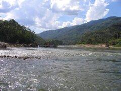 Junín: desborde de río Perené deja 570 familias afectadas