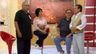 Los reyes del humor llenan de alegría el set de Entre Tú y Yo