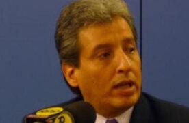 Pulgar Vidal: Derecho al agua no implica que ninguna fuente pueda ser tocada