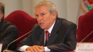 Luis Castañeda podría ser citado a la comisión de Transporte del Congreso