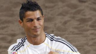 Cristiano Ronaldo encabeza lista de los futbolistas más deseados