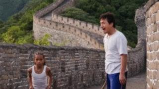 Jaden Smith y Jackie Chan  se reencontraran en la secuela de Karate Kid
