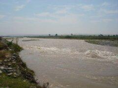 Río Cañete sigue mostrando caudales extremos