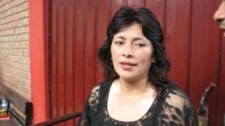 Zundy Culquimboz hará vigila por salud de Abencia Meza
