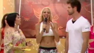 Brenda Carvalho baila en Entre Tú y Yo