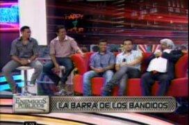 'Chorri', 'Puchungo' y 'Conejo' conducirá show deportivo en Panamericana