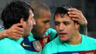 Barcelona superó 3-1 a Leverkusen y sueña con obtener la Champions