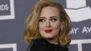 Cantante Adele anuncia su retiro de la música por su deseo de casarse