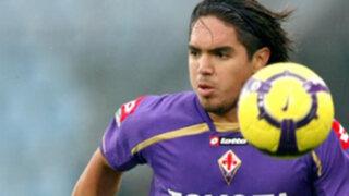 """Juan """"loco"""" Vargas: Lo único que quiero es jugar bien al fútbol"""