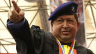 Hugo Chávez: Decir que estoy grave son guerras psicológicas y sucias