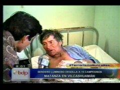 Sendero Luminoso desangró el país con atentados 'cochebomba' en los 90