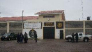 Exdirector del penal de Challapalca fue detenido en la ciudad de Puno