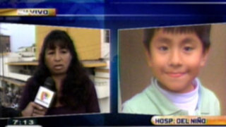 Niño queda cuadrapléjico tras intentar evitar que su hermana sea violada