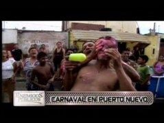 Carnavales salvajes en Puerto Nuevo