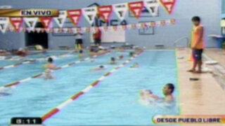Recomendaciones para evitar accidentes en piscinas