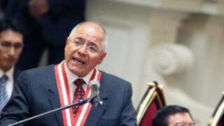 Poder Judicial propone fortalecer capacidad sancionadora del Estado