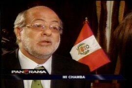 Abugattás pide denunciar a Gregorio Santos por apología a la rebelión