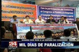 Trabajadores de Doe Run acuerdan declarar en emergencia La Oroya