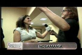 Raúl Romero y Claudia Cisneros se contagian de pegajosa 'nosamanía'