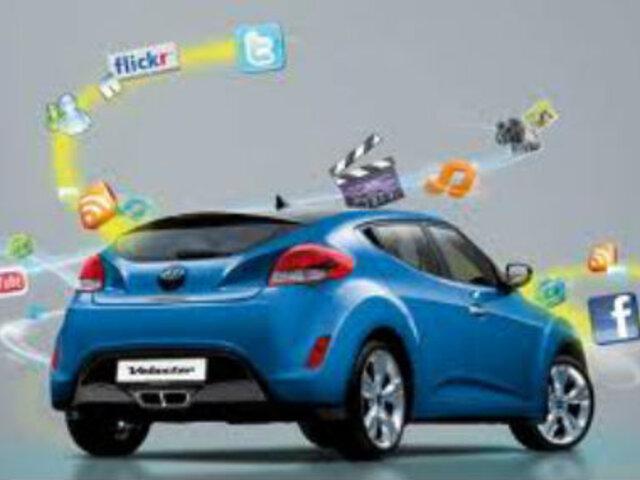 Inician venta de exclusivos automóviles con Internet inalámbrico en el Perú