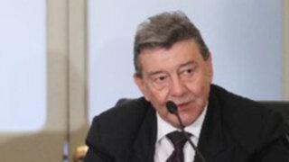 Roncagliolo y ministro Otárola responderán al Congreso por buque británico