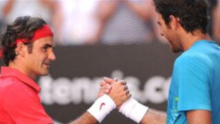 Federer y Del Potro jugarán en el torneo de Dubai